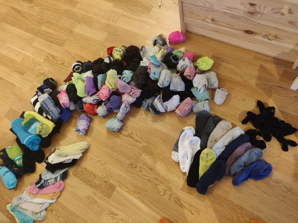 Sock collection